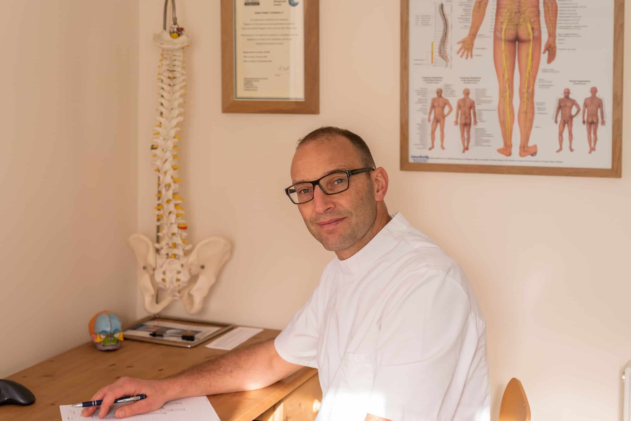 Scott Miles - Wootton Chiropractic Clinic
